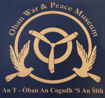 Oban War and Peace Museum Logo